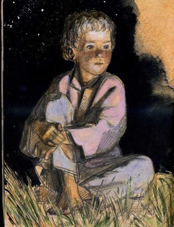 иллюстрации к бежину лугу тургенева художниками память, скорблю молюсь