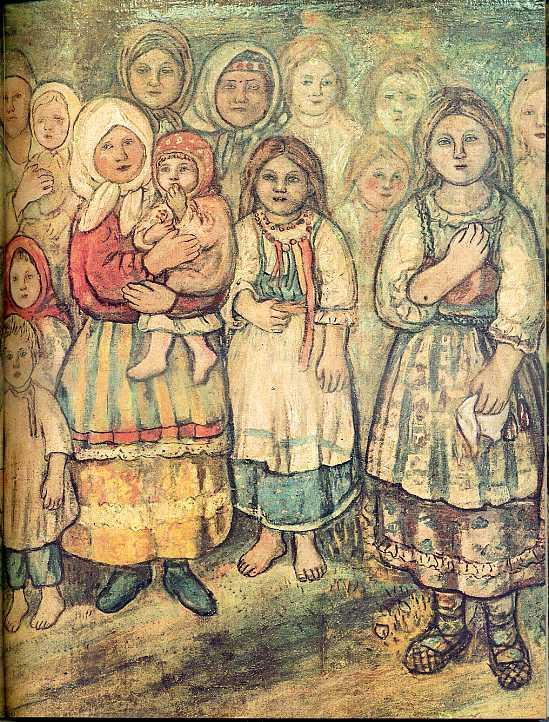 Картинка ефим честняков