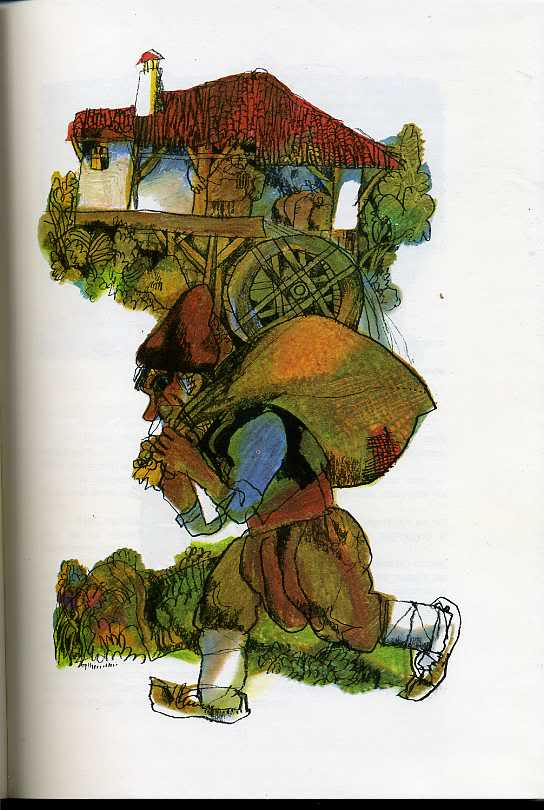Болгарские сказки картинка