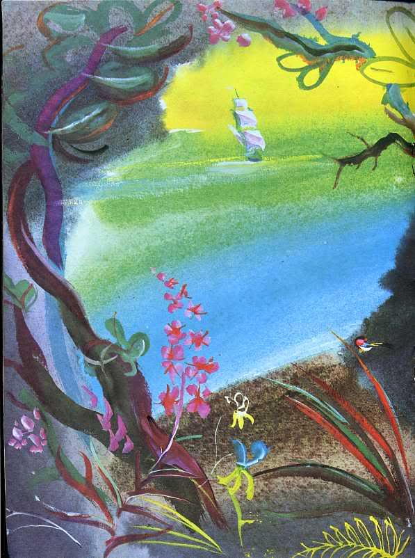 Картинки к стихам гумилева